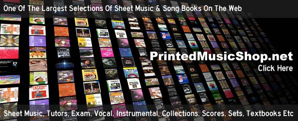 Printed Music Shop