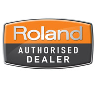 Roland Authorised Dealer Logo